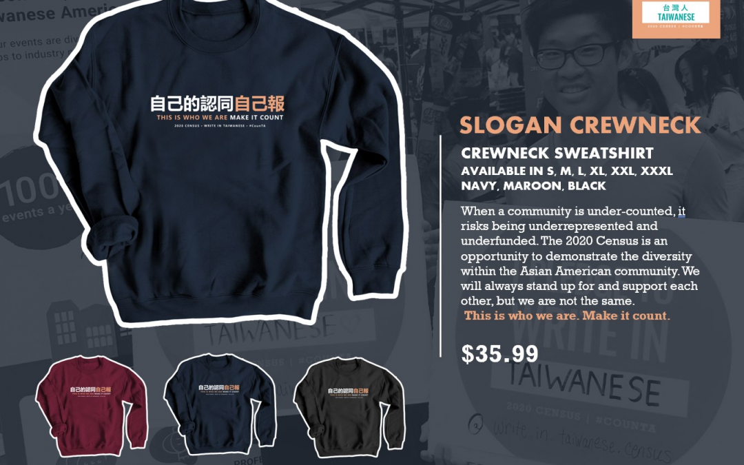 TACL Census Sweatshirt