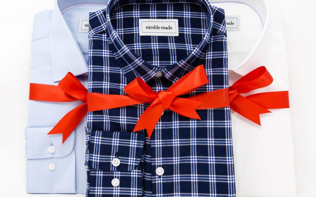 Nimble Made Holiday Shirts