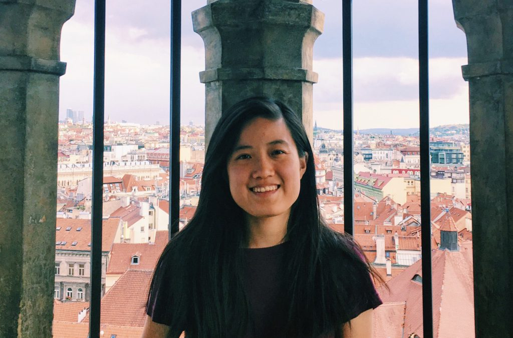 Member of the Month: Catherine Wei